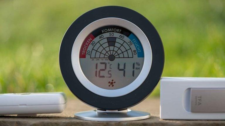 """Das TFA WeatherHub System """"Cosy Radar"""" im Test, ideal für die Temperaturüberwachung! (auch für Aquarium, Serverraum usw.)"""