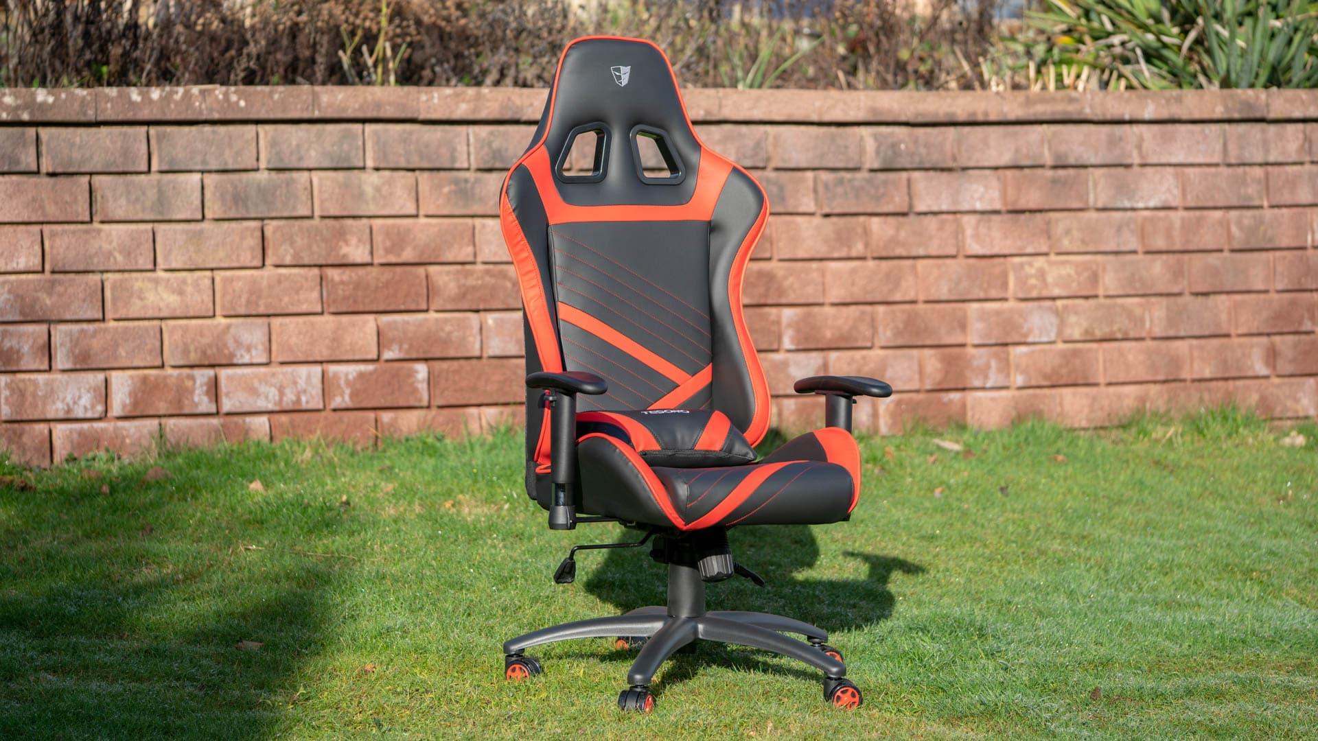 Der Tesoro Zone Speed F700 Im Test Ein Guter Gaming Chair Für Unter