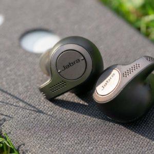 Die Jabra Elite 65t Bluetooth Ohrhörer im Test