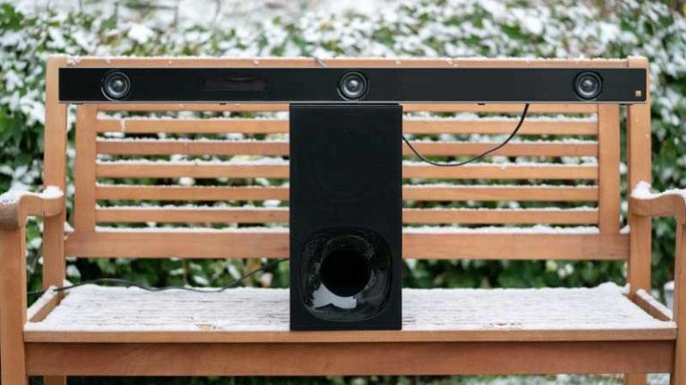 Die Sony HT-ZF9 Soundbar im Test