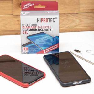 Flüssiger Displayschutz von HIPROTEC, funktioniert das?