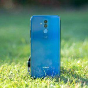 Das Huawei Mate 20 Lite im Test