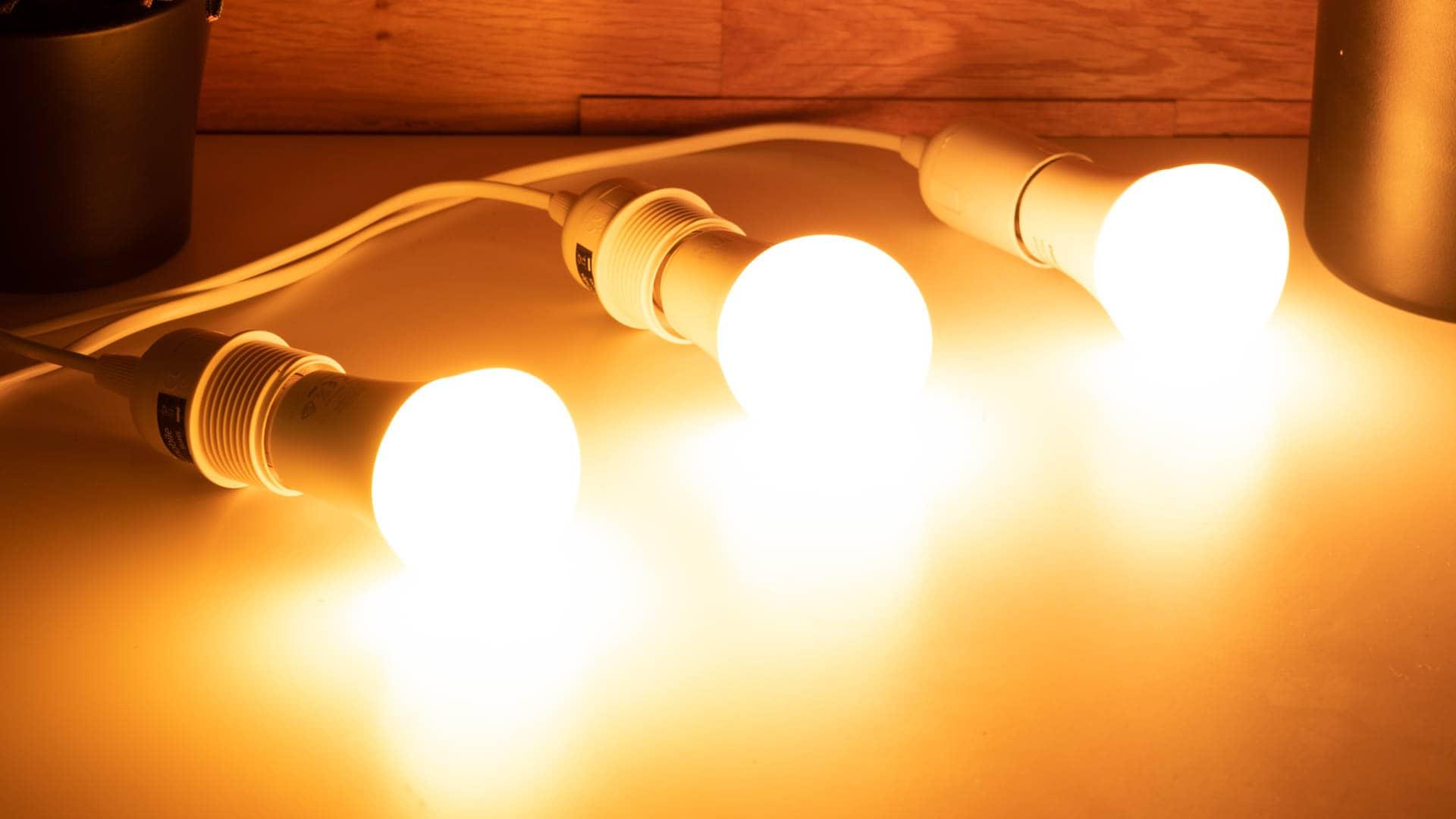 Die Neue Innr E27 Smart Led Lampe Rb 285c Im Test Weiterhin Die