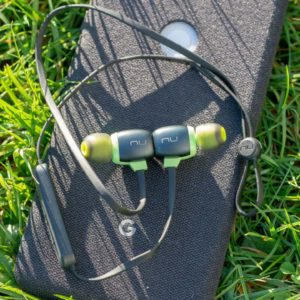 Die Nuforce BE Sport4 In-ear Kopfhörer im Test