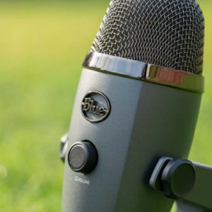 Das Blue Yeti Nano Mikrofon im Test