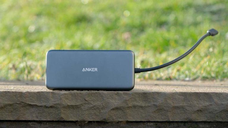 Der Anker 7-in-1 USB C Hub mit 100W Power Delivery Unterstützung im Test