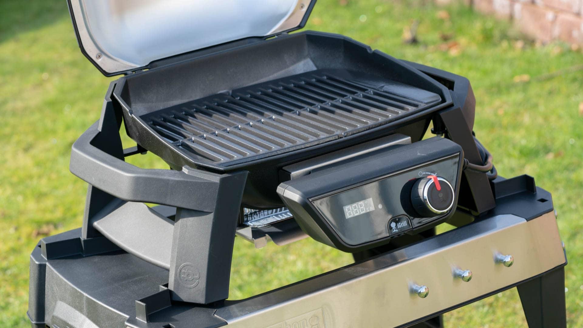 Weber Elektrogrill Reinigen : Der weber pulse 1000 im test der beste elektro grill auf dem markt