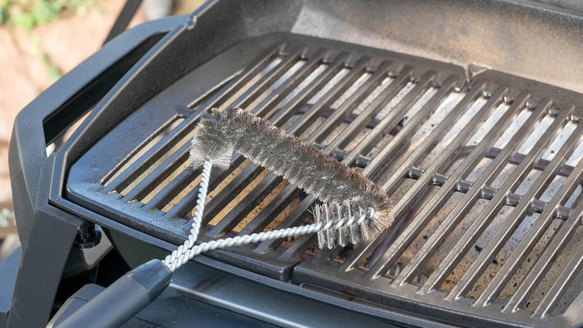Weber Elektrogrill Temperatur : Der weber pulse im test der beste elektro grill auf dem