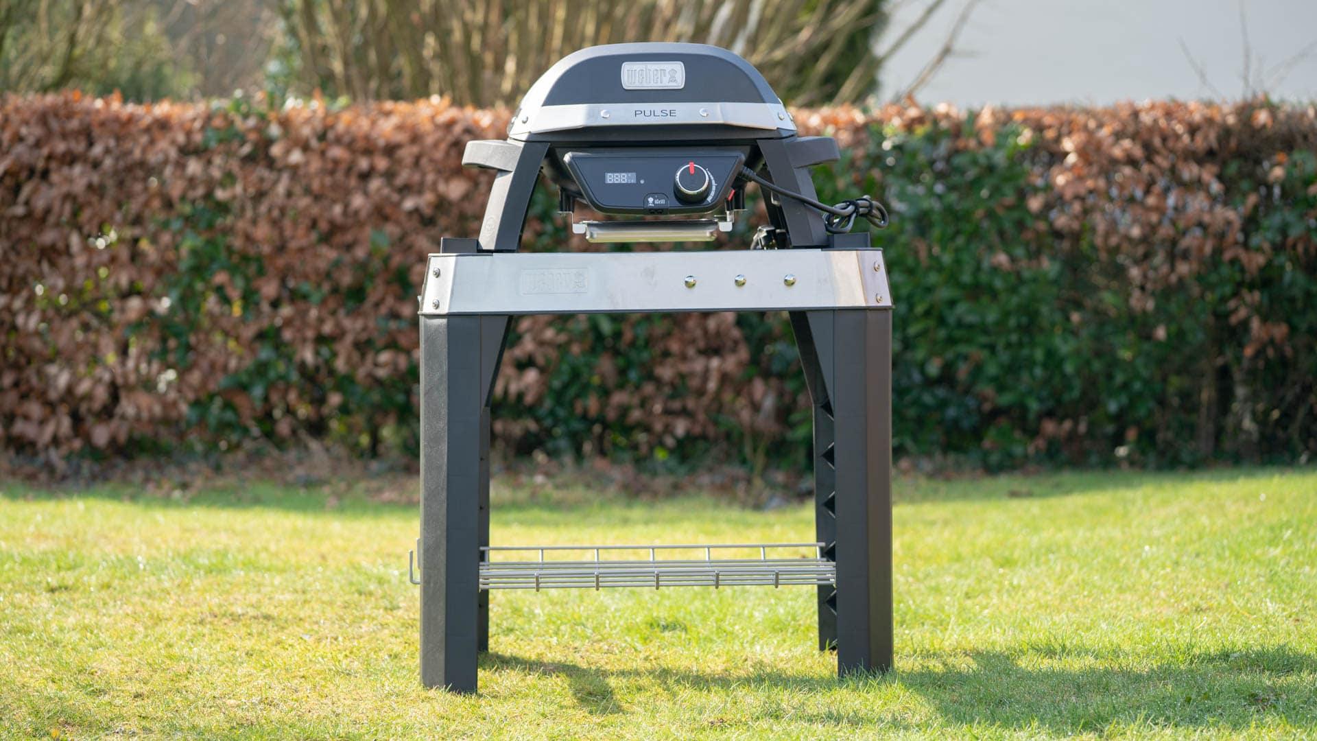Weber Elektrogrill Pulse : Der weber pulse im test der beste elektro grill auf dem
