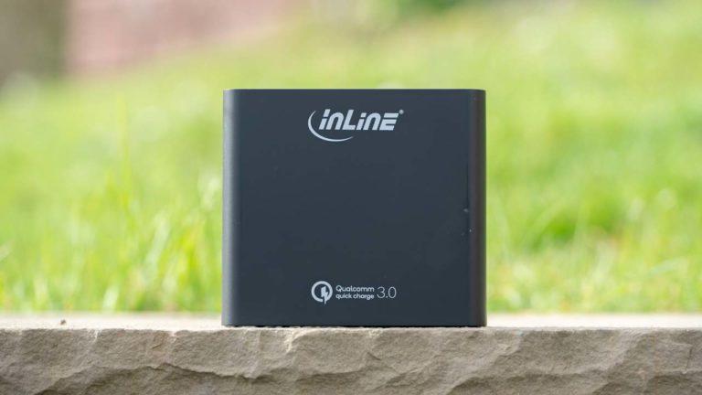 Das InLine 4+1 QuickCharge USB Notebooknetzteil im Test, das spannendste Ladegerät seit langem! (DC Ausgang, USB Power Delivery und Quick Charge!)