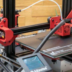 Der Alfawise U30 3D Drucker im Test, ein klasse Drucker für 180€!