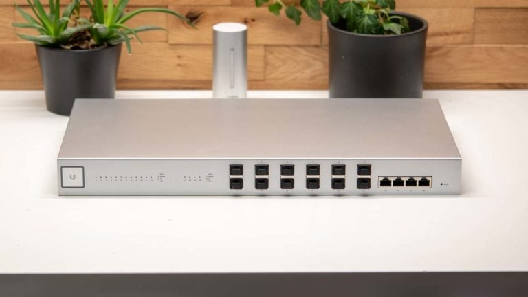 Der Ubiquiti UniFi US-16-XG im Test, 16x 10Gbit Netzwerkpower!