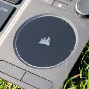 Die CORSAIR K83 im Test, die beste Tastatur mit integriertem Touchpad!