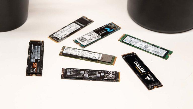 Die Intel SSD 760p SSD im Test, sparsame und schnelle SSD (ideal für Notebook!)