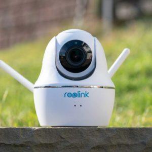 Die Reolink C2 Pro Überwachungskamera im Test, Preis/Leistung hervoragend! (2560×1920 Pixel Auflösung, 3x optischer Zoom, unter 100€)
