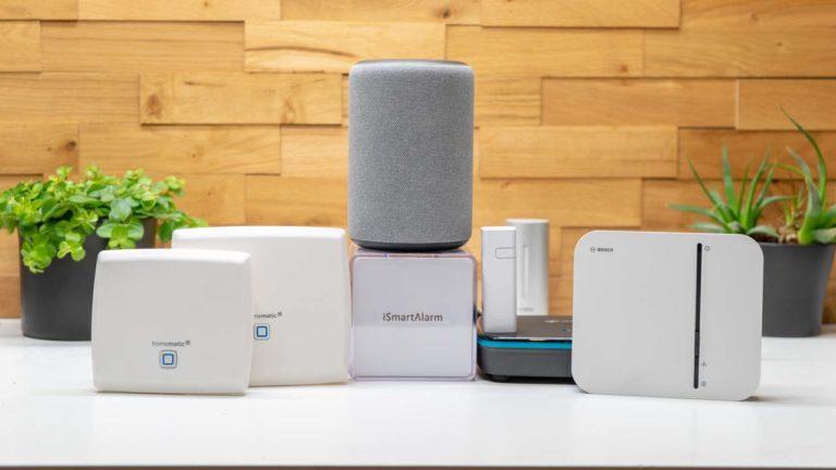 Die besten Smart Home Systeme 2020, Übersicht, Vergleich und Test