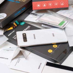 Displayschutzfolien für das Samsung Galaxy S10/S10+ im Test