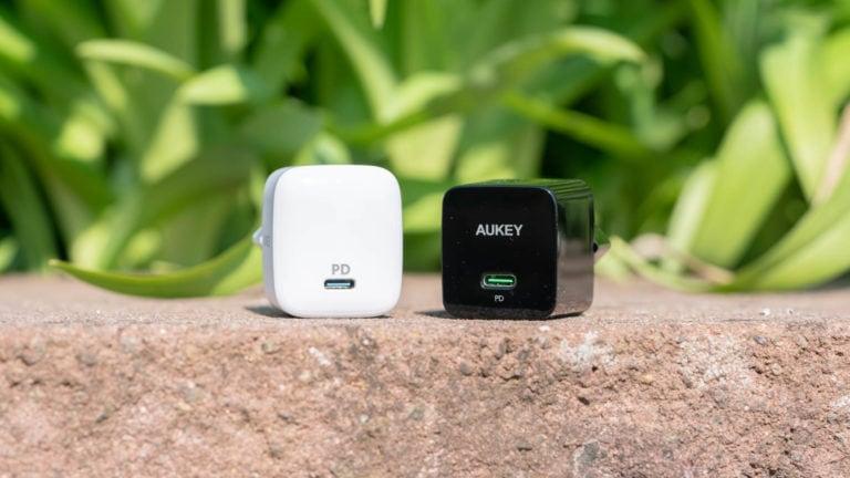 AUKEYs erstes GaN Ladegerät, das AUKEY PA-Y19 (das kompakteste USB C Ladegerät auf dem Markt)