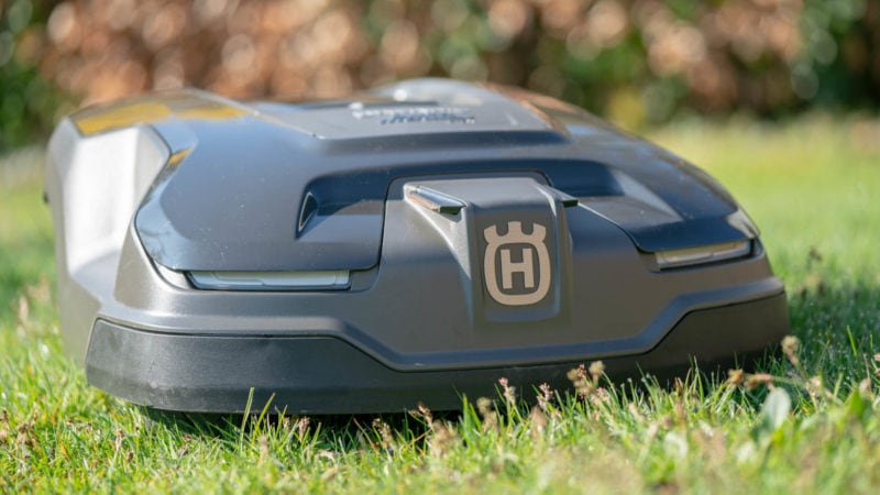 Der Husqvarna Automower 315X im Test bei Techtest