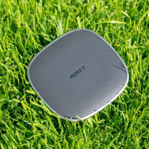 Der AUKEY Qi Wireless Charger mit 10W im Test, gut und günstig?