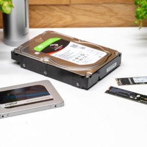 Bringt eine schnelle NVME SSD Gamern wirklich etwas? (NVME vs. SATA vs. HDD in Spielen 2019)
