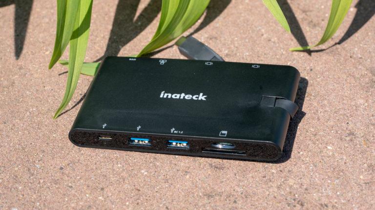 Der Inateck HB9003 9 Port USB C Hub im Test