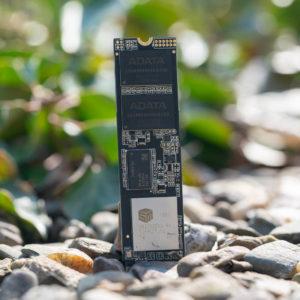 Die ADATA XPG SX8200 Pro im Test, energiesparsam und schnelle NVME SSD!