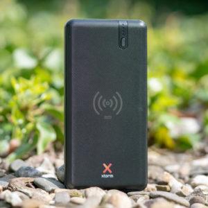 Die erste kabellose Powerbank von Xtorm im Test, die Xtorm FSXW302