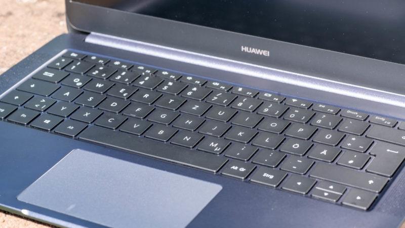 Huawei MateBook D Tastatur
