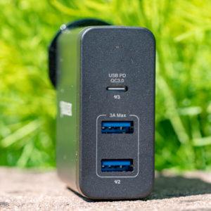 Das TOMMOX-PowerTravel 3 Pro-60W USB C Ladegerät im Test (Empfehlung)