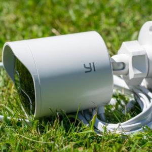 Die YI Außen-Überwachungskamera im Test