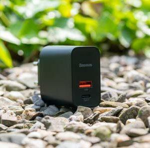 Das Baseus BS-EU905 Ladegerät im Test, ein Ladegerät mit QC 3.0, PD und Huawei Super Charge?! (und das für 16€!)
