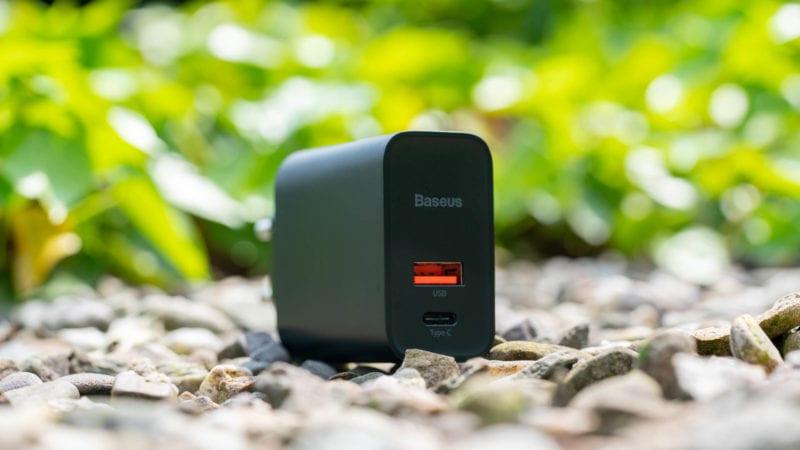 Baseus Bs Eu905 Ladegerät Im Test, Ein Ladegerät Mit Qc 3.0, Pd Und Huawei Super Charge 12