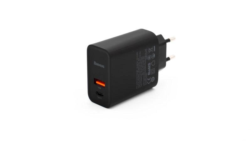 Baseus Bs Eu905 Ladegerät Im Test, Ein Ladegerät Mit Qc 3.0, Pd Und Huawei Super Charge 2