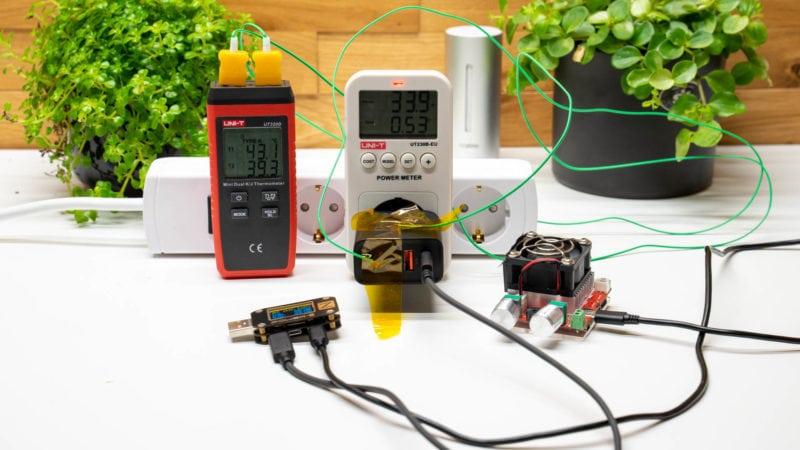 Baseus Bs Eu905 Ladegerät Im Test, Ein Ladegerät Mit Qc 3.0, Pd Und Huawei Super Charge 9
