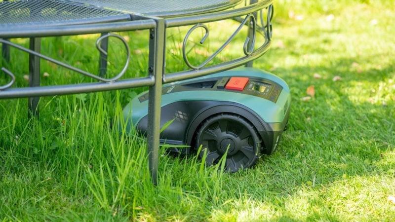 Der Bosch Indego S+ 400 Im Test 14