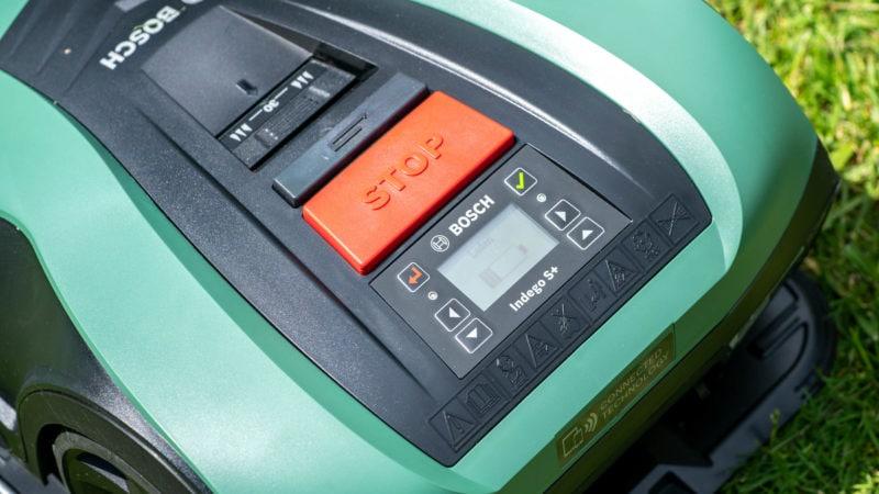 Der Bosch Indego S+ 400 Im Test 17