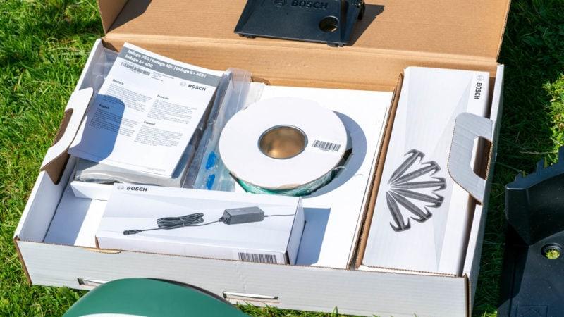 Der Bosch Indego S+ 400 Im Test 3