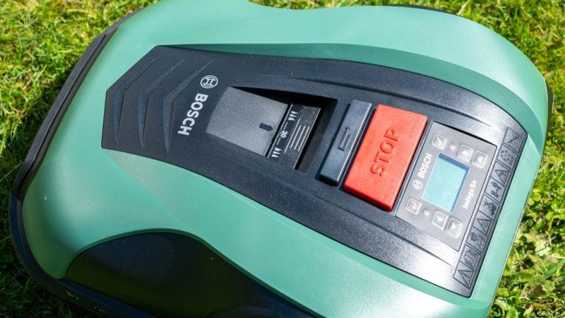 Der Bosch Indego S+ 400 Im Test 7