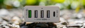 Die Ansmann Home Station 5 Qc C Im Test, Qc 3.0 + Usb Pd Für Nur 25€! 11