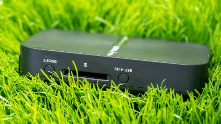 Powerbank, SD zu USB Backup Lösung und WLAN AccessPoint in einem Gerät? Der RAVPower Filehub RP-WD009 im Test!