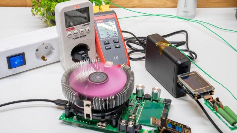 Tommox Tx 520c O Usb Typ C Pd Ladegerät Im Test 8