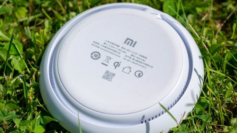 Xiaomi 20w High Speed ​​wireless Charger 7