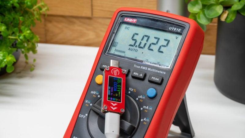 5x Usb C Tester Power Monitore Im Vergleich 4