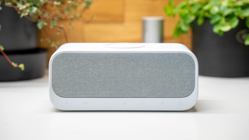 Der Anker Soundcore Wakey Im Test, Die Perfekte Mischung Aus Bluetooth Lautsprecher, Radio Und Ladestation 1