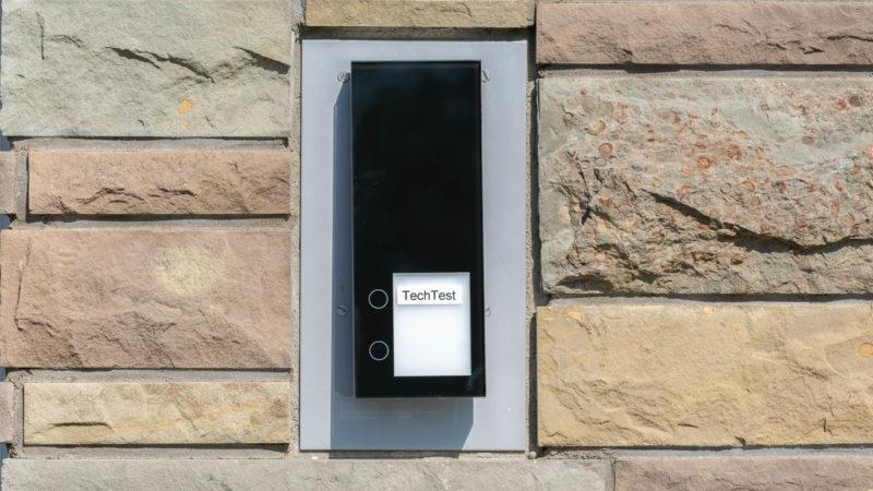 Die Doorline Slim Dect Im Test, Eine Türklingel Mit Dect, Wie Funktioniert Dies 9