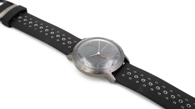 Die Withings Steel Hr Sport Im Test 4