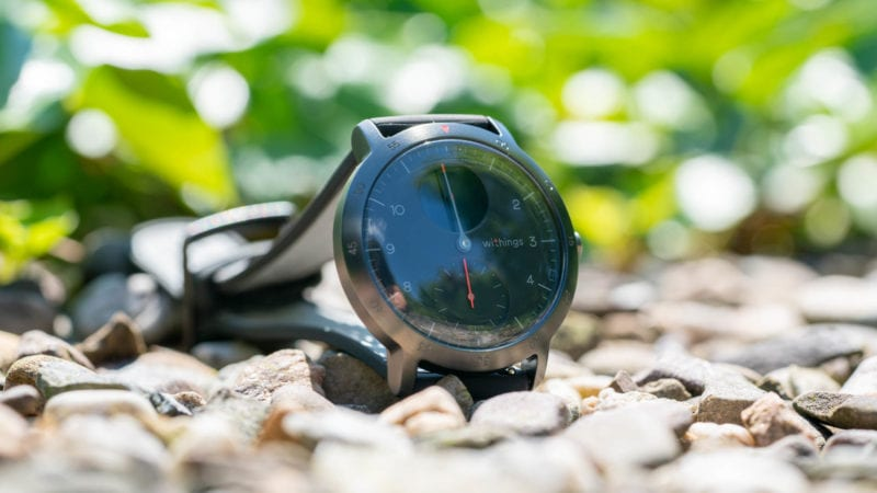 Die Withings Steel Hr Sport Im Test 6