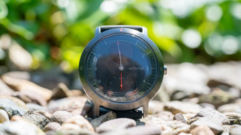 Die Withings Steel Hr Sport Im Test 7