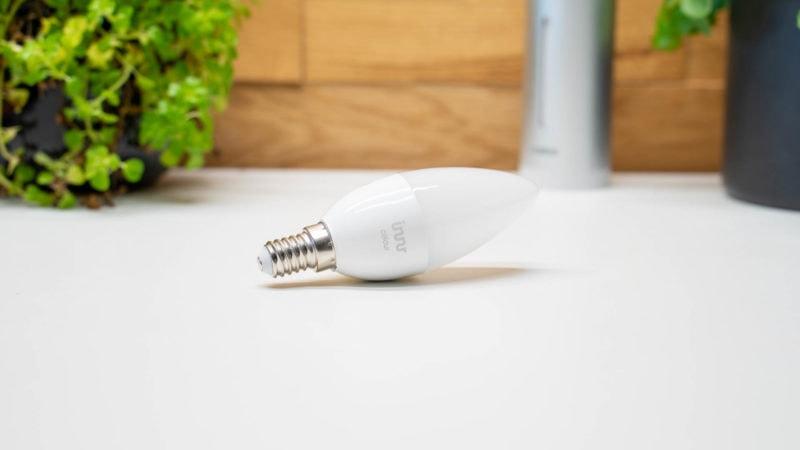 E14 Led Rgb Glühbirne Mit Zigbee (für Philips Hue), Die Innr Rb 250 C E14 Rgb Led Glühbirne Im Test! 2